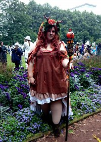 Cosplay-Cover: Autumn Deer-Faun