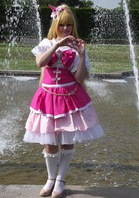 Cosplay-Cover: Cure Miracle