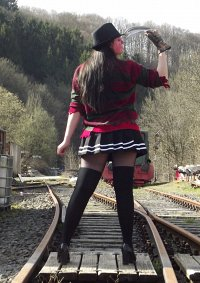 Cosplay-Cover: Female Freddy Krueger