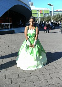 Cosplay-Cover: Prinzessin Tiana