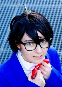 Cosplay-Cover: Conan Edogawa