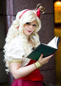 Cosplay-Cover: Apple White