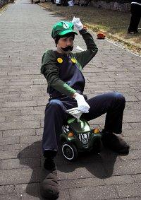 Cosplay-Cover: Luigi ~ Mario Kart