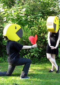 Cosplay-Cover: Pac-Man