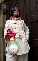 Cosplay-Cover: Mephisto (Trial Arc)