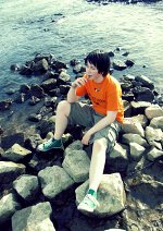 Cosplay-Cover: Percy Jackson