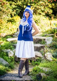 Cosplay-Cover: Juvia Loxar - Grand Magic Games / Eclipse Gate