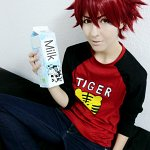 Cosplay: Naruko Shōkichi [Tiger Shirt]
