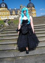 Cosplay-Cover: Vivi ~Gothic Lolita~