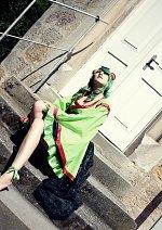 Cosplay-Cover: Libelldra (Gijinka)