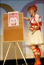 Cosplay-Cover: Anzu Aoeda