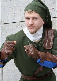 Cosplay-Cover: Link - Twilight Princess
