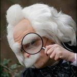 Cosplay: Professor Abronsius