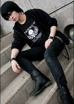 Cosplay-Cover: Nico di Angelo