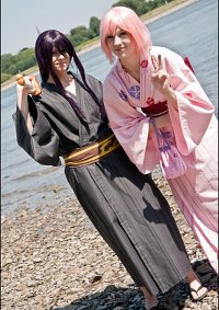 Cosplay-Cover: Estelle [Yukata]
