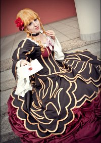 Cosplay-Cover: Beatrice the golden Witch (remake)