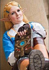 Cosplay-Cover: Zelda [Breath of the Wild]