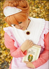 Cosplay-Cover: Lettie Hatter