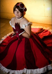 Cosplay-Cover: Meiko ~Dress~
