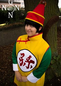 Cosplay-Cover: Son Gohan ~child~
