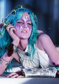 Cosplay-Cover: Tyrande Whisperwind