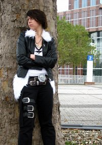 Cosplay-Cover: Squall Leonhart [Dissidia]