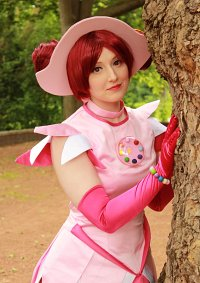 Cosplay-Cover: Doremi Harukaze (Ojamajo DoReMi 16 Novel)