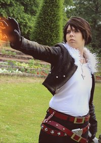 Cosplay-Cover: Squall Leonhart (2016)