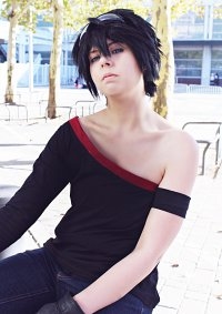 Cosplay-Cover: Gareki