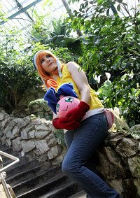 Cosplay-Cover: Sora Takenouchi [Adventures]