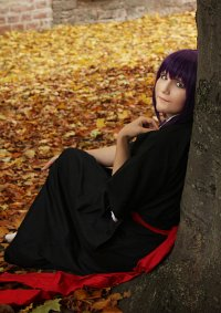 Cosplay-Cover: Senna [Movie: Memories of Nobody]