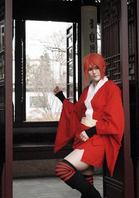Cosplay-Cover: Kagura [Yoshiwara Arc]