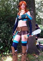Cosplay-Cover: Kit the Fox
