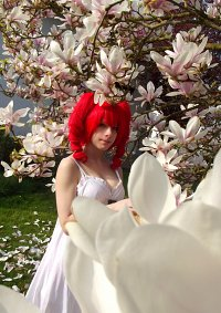 Cosplay-Cover: Teto Kasane (White Dress)