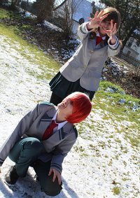 Cosplay-Cover: OCs