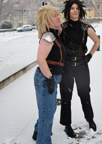 Cosplay-Cover: Cloud Strife