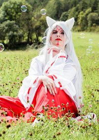 Cosplay-Cover: Kitsune