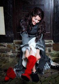 Cosplay-Cover: Sarah Chagal(Nachthemd)