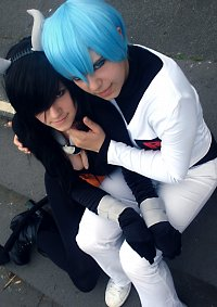 Cosplay-Cover: Team Rocket Vorstand : Apollo / Atlas