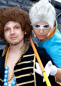 Cosplay-Cover: Nick Littlemore [Empire of the Sun]