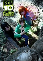 Cosplay-Cover: Gwen Tennyson [Ben 10 - Alien Force]