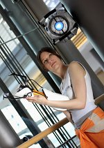 Cosplay-Cover: Chell