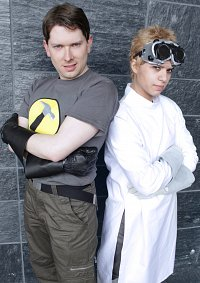 Cosplay-Cover: Dr. Horrible [ Neil Patrick Harris ]
