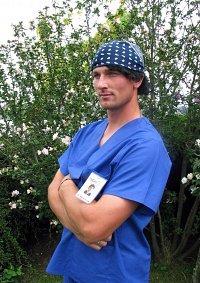 Cosplay-Cover: Derek Shepherd
