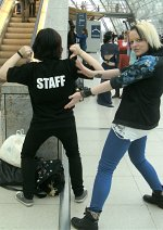 Cosplay-Cover: Staff