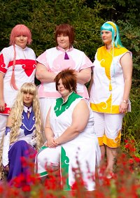 Cosplay-Cover: Hikaru [Clamp in 3D Land] Box 7