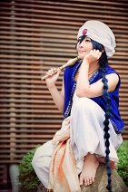 Cosplay-Cover: Aladdin アラジン