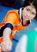Cosplay-Cover: Nishinoya Yuu