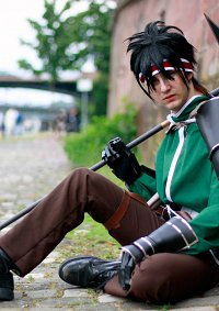 Cosplay-Cover: Geis