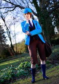Cosplay-Cover: Clive Dove  『ルーク』